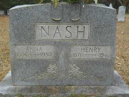 NASH, HENRY - Union County, Louisiana | HENRY NASH - Louisiana Gravestone Photos