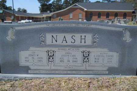 NASH, DEWEY WAYNE - Union County, Louisiana | DEWEY WAYNE NASH - Louisiana Gravestone Photos