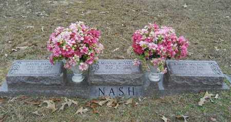 NASH, RALPH WILSON - Union County, Louisiana | RALPH WILSON NASH - Louisiana Gravestone Photos