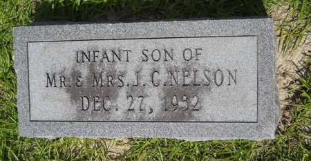 NELSON, INFANT SON - Union County, Louisiana | INFANT SON NELSON - Louisiana Gravestone Photos