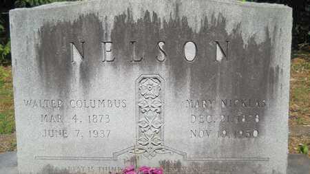 NELSON, MARY - Union County, Louisiana   MARY NELSON - Louisiana Gravestone Photos