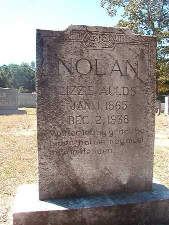 NOLAN, LIZZIE - Union County, Louisiana | LIZZIE NOLAN - Louisiana Gravestone Photos