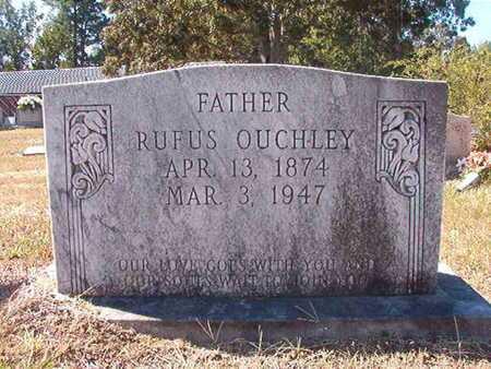 OUCHLEY, RUFUS - Union County, Louisiana | RUFUS OUCHLEY - Louisiana Gravestone Photos