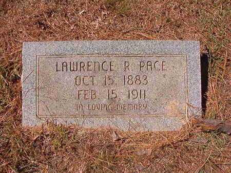 PACE, LAWRENCE R - Union County, Louisiana | LAWRENCE R PACE - Louisiana Gravestone Photos