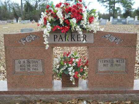 "PARKER, Q M ""BUDDY"" - Union County, Louisiana | Q M ""BUDDY"" PARKER - Louisiana Gravestone Photos"