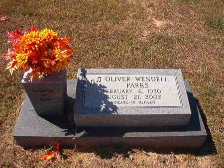 PARKS, OLIVER WENDELL - Union County, Louisiana | OLIVER WENDELL PARKS - Louisiana Gravestone Photos
