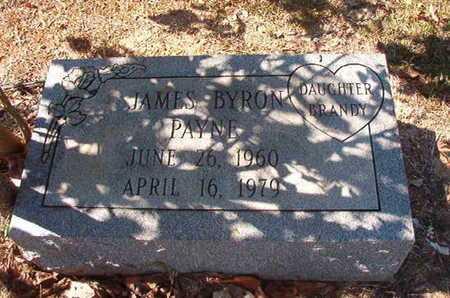 PAYNE, JAMES BYRON - Union County, Louisiana   JAMES BYRON PAYNE - Louisiana Gravestone Photos