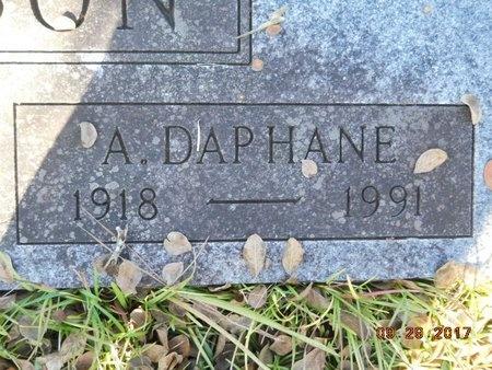 PEARSON, ALICE DAPHANE (CLOSE UP) - Union County, Louisiana | ALICE DAPHANE (CLOSE UP) PEARSON - Louisiana Gravestone Photos