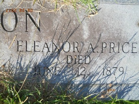 PEARSON, ELEANOR ANNE (CLOSE UP) - Union County, Louisiana | ELEANOR ANNE (CLOSE UP) PEARSON - Louisiana Gravestone Photos