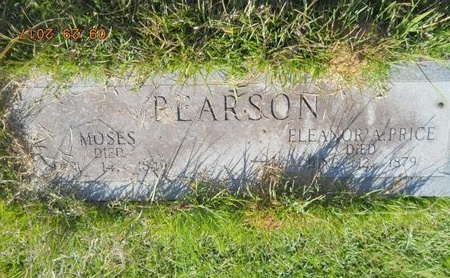 PEARSON, MOSES - Union County, Louisiana | MOSES PEARSON - Louisiana Gravestone Photos