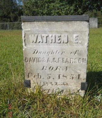 PEARSON, WATHEN E - Union County, Louisiana   WATHEN E PEARSON - Louisiana Gravestone Photos