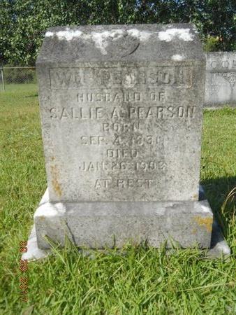 PEARSON, WILLIAM - Union County, Louisiana | WILLIAM PEARSON - Louisiana Gravestone Photos