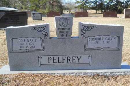 PELFREY, JODIE MARIE - Union County, Louisiana | JODIE MARIE PELFREY - Louisiana Gravestone Photos