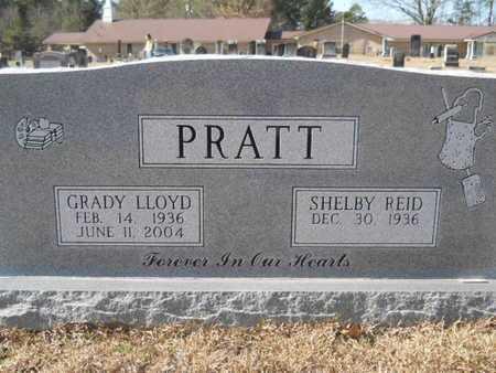 PRATT, GRADY LLOYD - Union County, Louisiana | GRADY LLOYD PRATT - Louisiana Gravestone Photos