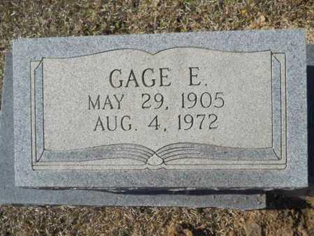 PUFFER, GAGE E (CLOSE UP) - Union County, Louisiana | GAGE E (CLOSE UP) PUFFER - Louisiana Gravestone Photos