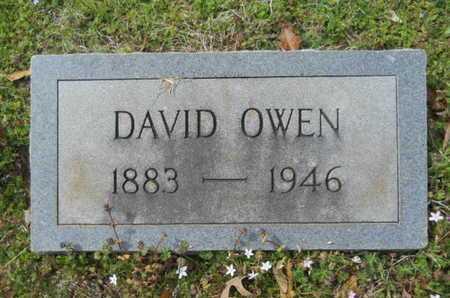 RAMSEY, DAVID OWEN - Union County, Louisiana | DAVID OWEN RAMSEY - Louisiana Gravestone Photos