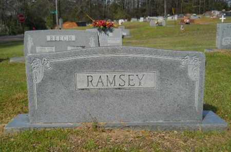RAMSEY, FAMILY PLOT - Union County, Louisiana | FAMILY PLOT RAMSEY - Louisiana Gravestone Photos