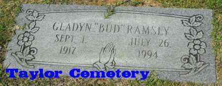 RAMSEY, GLADYN  'BUD' - Union County, Louisiana | GLADYN  'BUD' RAMSEY - Louisiana Gravestone Photos