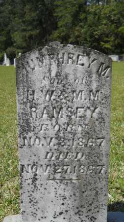 RAMSEY, HUMPHREY M - Union County, Louisiana | HUMPHREY M RAMSEY - Louisiana Gravestone Photos