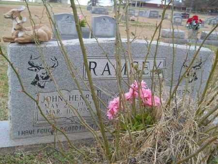 RAMSEY, JOHN HENRY - Union County, Louisiana | JOHN HENRY RAMSEY - Louisiana Gravestone Photos