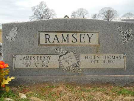 RAMSEY, JAMES PERRY - Union County, Louisiana | JAMES PERRY RAMSEY - Louisiana Gravestone Photos