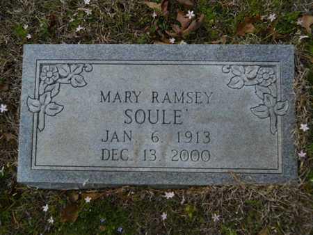 RAMSEY, MARY - Union County, Louisiana   MARY RAMSEY - Louisiana Gravestone Photos