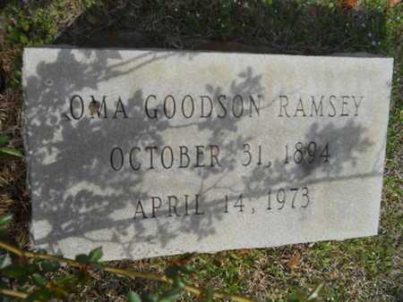 RAMSEY, OMA - Union County, Louisiana | OMA RAMSEY - Louisiana Gravestone Photos