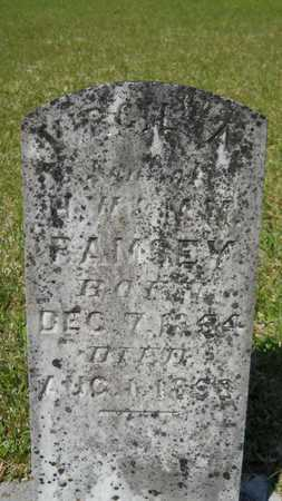 RAMSEY, VIRGIL A - Union County, Louisiana | VIRGIL A RAMSEY - Louisiana Gravestone Photos