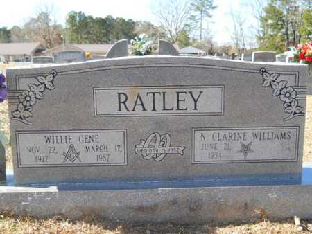 RATLEY, WILLIE GENE - Union County, Louisiana | WILLIE GENE RATLEY - Louisiana Gravestone Photos