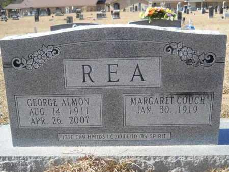 REA, GEORGE ALMON - Union County, Louisiana | GEORGE ALMON REA - Louisiana Gravestone Photos