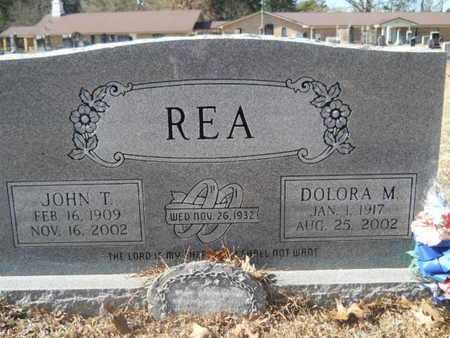 REA, DOLORA M - Union County, Louisiana   DOLORA M REA - Louisiana Gravestone Photos