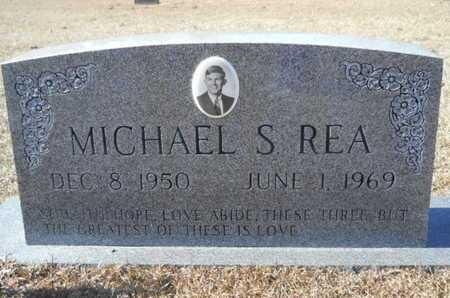 REA, MICHAEL S - Union County, Louisiana | MICHAEL S REA - Louisiana Gravestone Photos