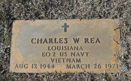 REA, CHARLES W (VETERAN VIET) - Union County, Louisiana | CHARLES W (VETERAN VIET) REA - Louisiana Gravestone Photos