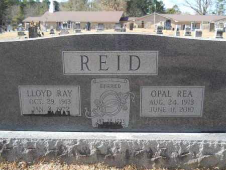 REA REID, OPAL - Union County, Louisiana | OPAL REA REID - Louisiana Gravestone Photos