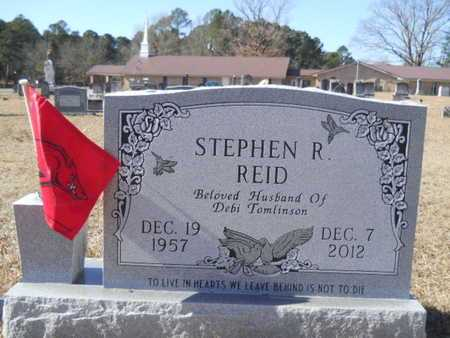 REID, STEPHEN R - Union County, Louisiana | STEPHEN R REID - Louisiana Gravestone Photos