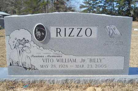"RIZZO, VITO WILLIAM ""BILLY"", JR - Union County, Louisiana   VITO WILLIAM ""BILLY"", JR RIZZO - Louisiana Gravestone Photos"