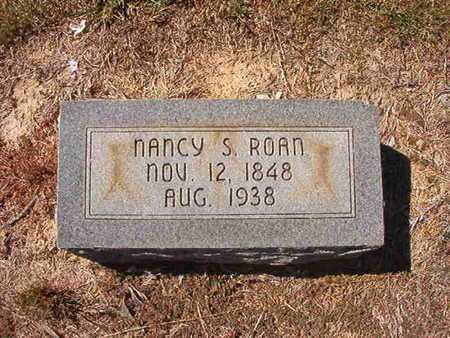 ROAN, NANCY S - Union County, Louisiana | NANCY S ROAN - Louisiana Gravestone Photos