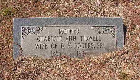 ROGERS, CHARLCIEANN - Union County, Louisiana | CHARLCIEANN ROGERS - Louisiana Gravestone Photos