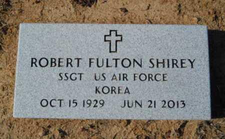 SHIREY, ROBERT FULTON (VETERAN KOR) - Union County, Louisiana | ROBERT FULTON (VETERAN KOR) SHIREY - Louisiana Gravestone Photos