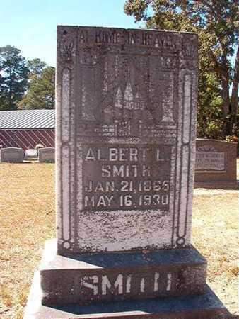 SMITH, ALBERT L - Union County, Louisiana   ALBERT L SMITH - Louisiana Gravestone Photos