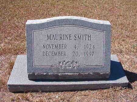 SMITH, MAURINE - Union County, Louisiana | MAURINE SMITH - Louisiana Gravestone Photos