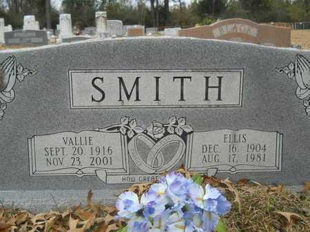 SMITH, VALLIE - Union County, Louisiana | VALLIE SMITH - Louisiana Gravestone Photos