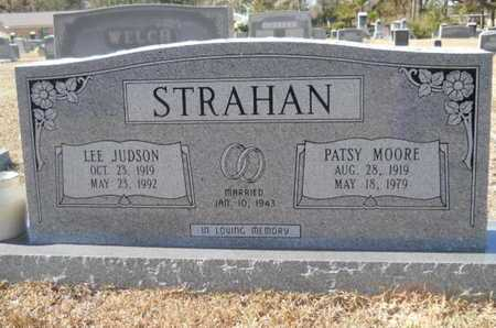 STRAHAN, LEE JUDSON - Union County, Louisiana | LEE JUDSON STRAHAN - Louisiana Gravestone Photos