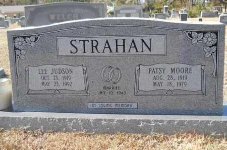 MOORE STRAHAN, PATSY - Union County, Louisiana | PATSY MOORE STRAHAN - Louisiana Gravestone Photos