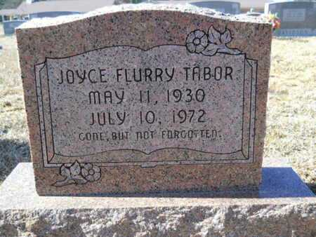 FLURRY TABOR, JOYCE - Union County, Louisiana | JOYCE FLURRY TABOR - Louisiana Gravestone Photos