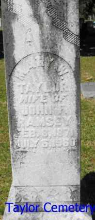 RAMSEY, MARY WINIFRED - Union County, Louisiana | MARY WINIFRED RAMSEY - Louisiana Gravestone Photos