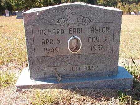 TAYLOR, RICHARD EARL - Union County, Louisiana | RICHARD EARL TAYLOR - Louisiana Gravestone Photos