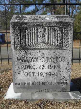 TAYLOR, WILLIAM F - Union County, Louisiana | WILLIAM F TAYLOR - Louisiana Gravestone Photos