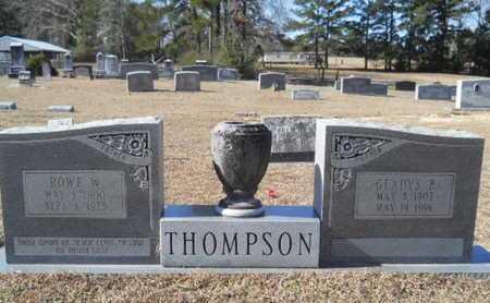 THOMPSON, GLADYS B - Union County, Louisiana | GLADYS B THOMPSON - Louisiana Gravestone Photos