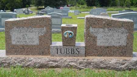 TUBBS, HAZEL A - Union County, Louisiana | HAZEL A TUBBS - Louisiana Gravestone Photos